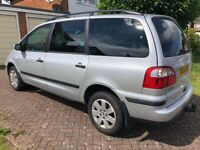 2005 Ford Galaxy 2.3 Manual, Full Service history, 2 Previous owners, Towbar, 7 Seater, MPV