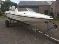 *** Fletcher Arrowsport 17ft Bravo Speed Boat *** Suzuki DT85 85Hp Outboard GTO Arroflyte Jetski