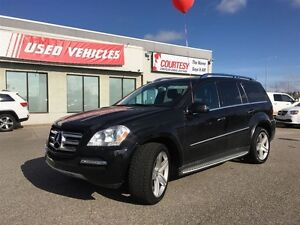 2011 Mercedes-Benz GL-Class GL550 4MATIC | 5.5L V8 | AWD | Low K