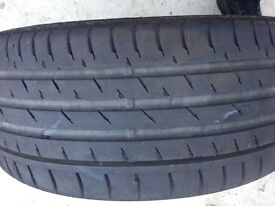 235/49/19 tyre continental contact 3