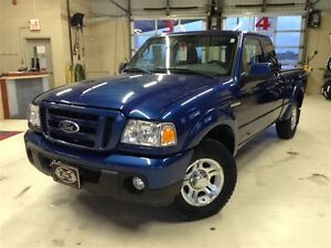 2011 Ford Ranger SPORT.HITCH.CACHE-CAISSE RIGIDE.DÉMARREUR.