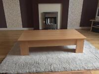 Excellent Condition Coffee Table for only £10 - Must Go by 15th January, Sunday