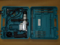 FOR SALE SDS HAMMER DRILL 240Volt, NEW/UNUSED