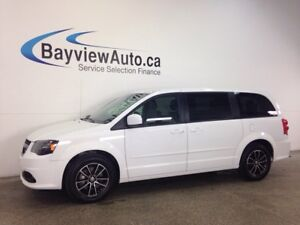 2017 Dodge GRAND CARAVAN SE - DVD! LEATHER! NAVI! PWR DOORS!