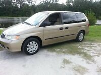 2003 Honda odyssey besoin d'une transmission