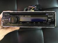 Sony Cd radio stereo