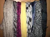 Women scarves all 2£