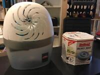 Aero 360 pure moisture ansorber system