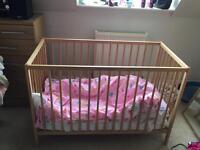 FREE IKEA Baby's Cot