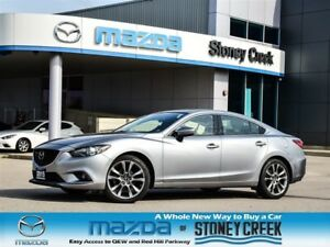 2015 Mazda Mazda6 GT Bose Nav Leather Rear Cam