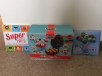 American Cake Pop Maker and Books in Excellent Condition