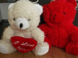 pair of teddies