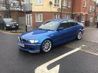 BMW 320d M SPORT ESTROIL BLUE INDIVIDUAL NOT MERCEDES VOLSWAGEN PX OR SWAP