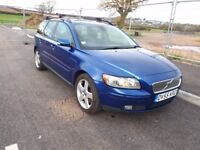 Volvo V50 Estate for Sale.