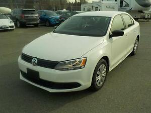 2013 Volkswagen Jetta 5 Speed Manual