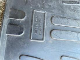 BMW X3 rubber mats