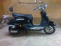 Lexmoto Tommy 50cc