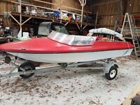 speed boat and trailer cheap!!!