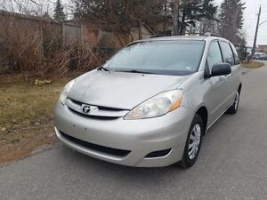 2007 Toyota Sienna CE 7 Seater,P.group,Certified $6475