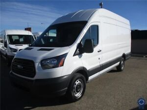 """2018 Ford Transit T-250 Extended Length 148"""" WB High Roof Cargo"""