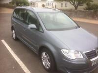 2009 Volkswagen Touran 1.9 TDI