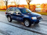 Jeep Grand Cherokee Limited 4.7 V8 4X4