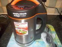 Morphy Richards Soup Maker 1.6 litre. New