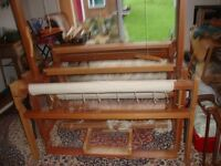 "DRYAD Weaving Loom. W44. 42"" Reed."