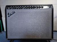 Fender Twin guitar amp
