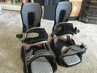 Drake Snowboard Bindings- Size M