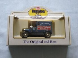 MODEL T FORD VAN - CROSSE & BLACKWELL'S BRANSTON PICKLE