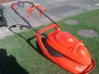 Flymo HoverVac 280 28cm Metal Blade 20L Corded Electric Lawnmower