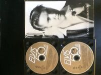 Elvis Presley- 4 CD 50th Anniversary Booklet Set with Inner Booklet