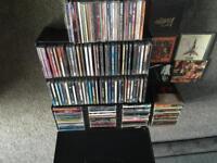 120+ CD's