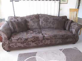 Sofa and Sofa Bed for sale, DFS, 4 yrs old, from smoke and pet free home