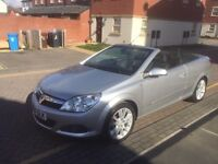 07 plat Vauxhall Astra convertible in perfect condition run and drive perfect