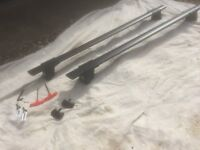 Roof Bars for BMW Touring( 2012 onwards) As New +++ £40 ++++