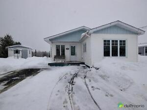 109 900$ - Maison mobile à vendre à St-Ambroise