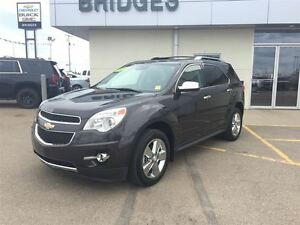 2013 Chevrolet Equinox LTZ**One owner/low mileage/loaded**
