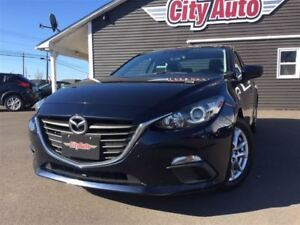 2015 Mazda MAZDA3 GS    6 Speed Standard   Blue-tooth