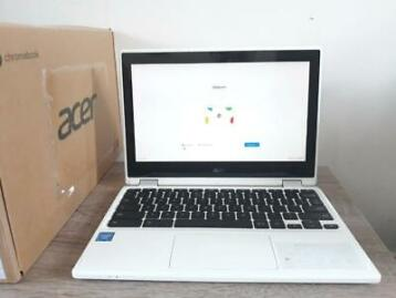 Acer Chromebook- 11.6- 2 jaar garantie- 64 GB- Touchscreen!
