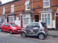 THREE BEDROOM HOUSE TO RENT ** PALACE ROAD ** SMALL HEATH ** DSS ACCEPTED ** IDEAL FOR A FAMILY