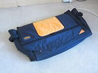 Folding Ice Chest Cooler Thermos Brand