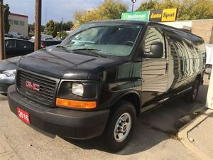 2016 GMC Savana Extended/MASSIVE CLEAROUT EVENT/PRICED FOR A QUI Kitchener / Waterloo Kitchener Area image 3