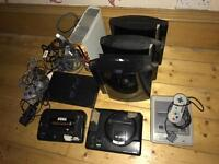 Video consoles for sale