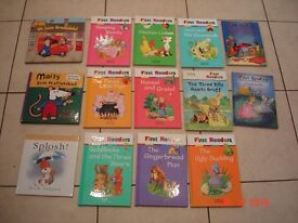 Selection of Story Books