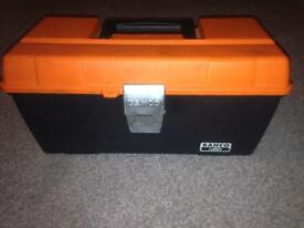 BAHCO toolbox with tray