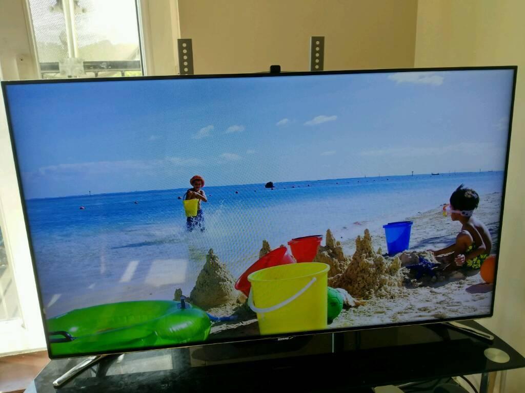 Samsung UE46F8000 46 Smart 3D LED- Freeview/freesat/Sattelite HD TV