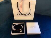 Disney PANDORA Belle Bracelet set ***New*** Cost £200