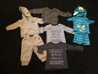 Baby Boys Clothing Bundle 12-18 months